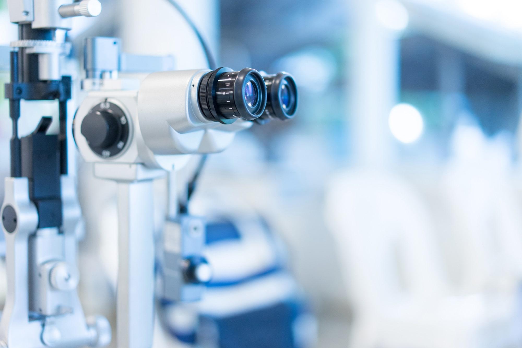 eye exam machine in Waterdown