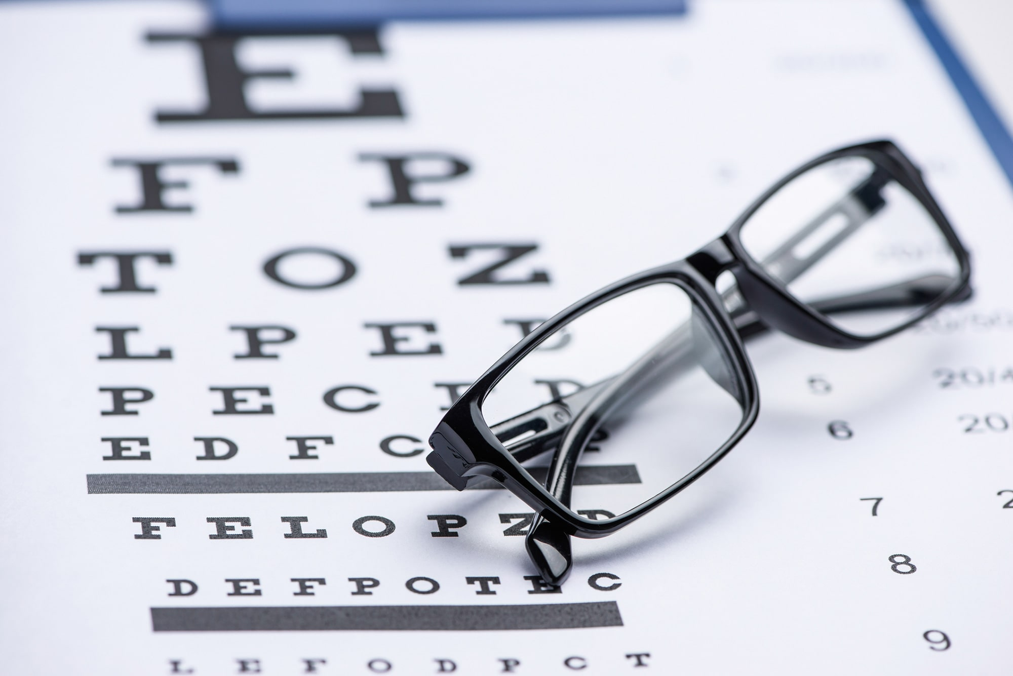 eye sight exam in Waterdown