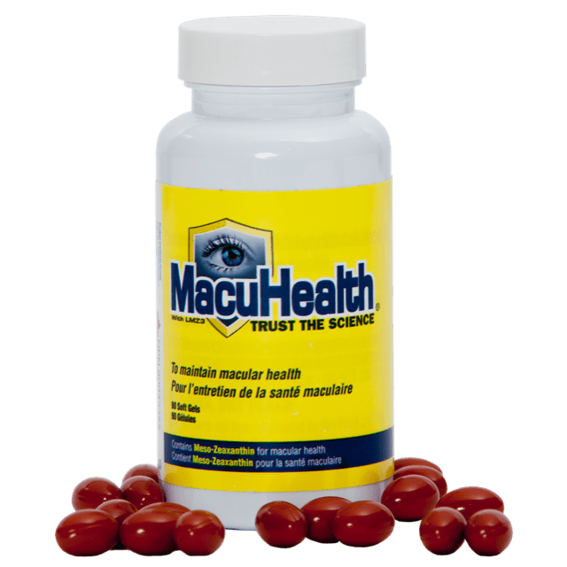 macuhealth bottle pills
